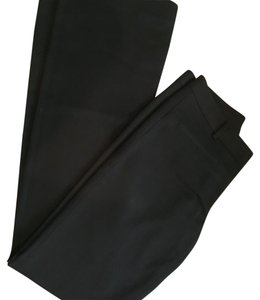 Club Monaco Boot Cut Pants Black