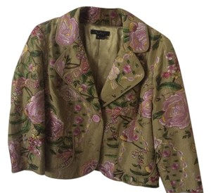 ECI New York Floral Blazer