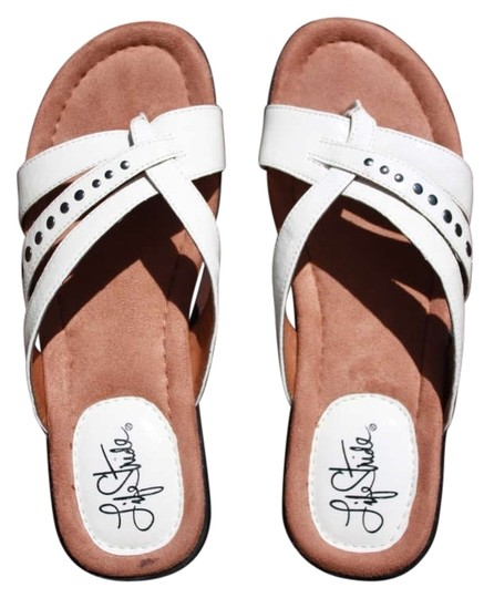 Preload https://item3.tradesy.com/images/white-erica-sandals-size-us-7-190847-0-0.jpg?width=440&height=440