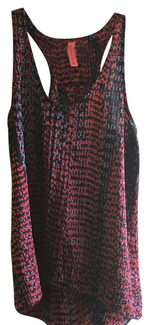 Preload https://img-static.tradesy.com/item/19084900/eight-sixty-red-pattern-blouse-size-6-s-0-1-650-650.jpg