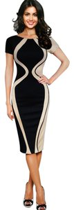 Bodycon Sexy Cotton Dress
