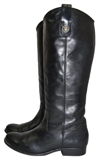 Preload https://img-static.tradesy.com/item/19084990/frye-black-melissa-button-leather-riding-biker-moto-fy1-bootsbooties-size-us-7-regular-m-b-0-1-540-540.jpg