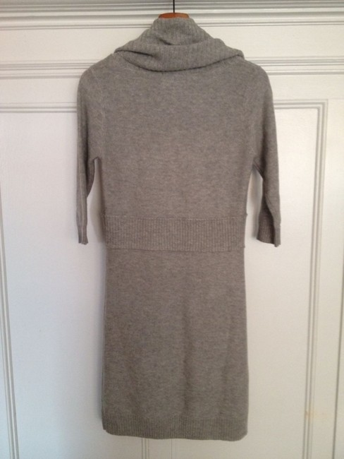 Max and Cleo short dress Heather Grey on Tradesy