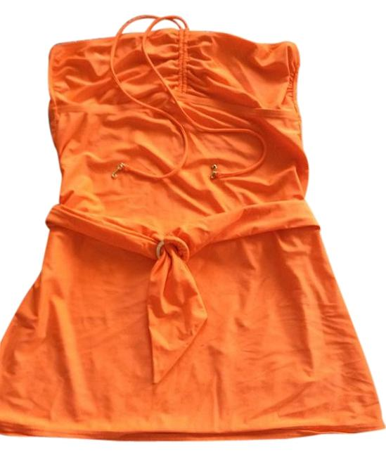 Preload https://item4.tradesy.com/images/juicy-couture-orange-super-cute-swimming-dress-one-piece-bathing-suit-size-16-xl-plus-0x-19085023-0-1.jpg?width=400&height=650
