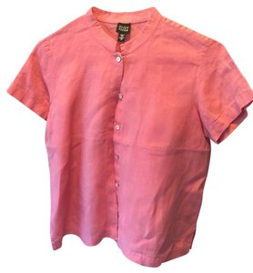 Eileen Fisher Top Dusty rose pink