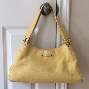 Cole Haan Village Pebbled Leather Hobo Bag