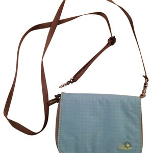 Lily Pond Wallet Purse Cross Body Bag