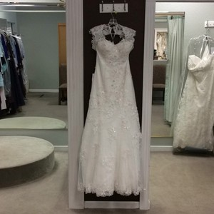 Essense Of Australia D1435 Wedding Dress