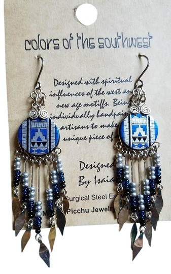 Preload https://item1.tradesy.com/images/new-colors-of-the-southwest-by-earrings-19086370-0-1.jpg?width=440&height=440