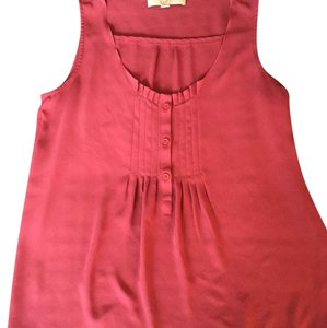 Ann Taylor LOFT Top Berry