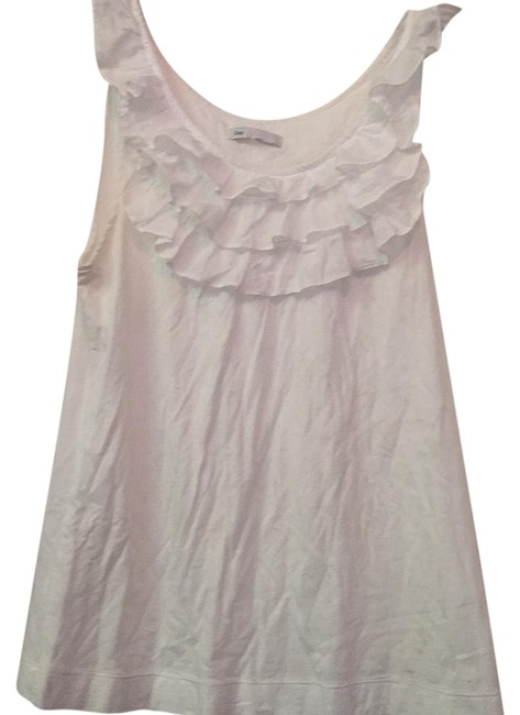 Preload https://item3.tradesy.com/images/gap-white-classic-tank-topcami-size-4-s-19086967-0-1.jpg?width=400&height=650