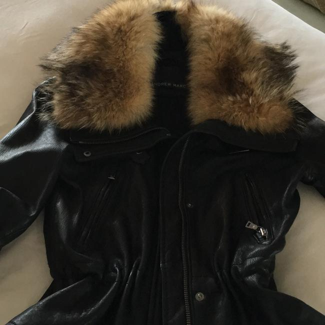 Andrew Marc Leather Jacket