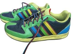 adidas Bright Multi colored Athletic