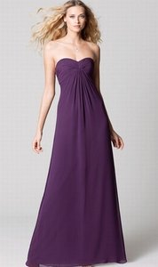 Wtoo Plum Purple Size 10 389 Dress