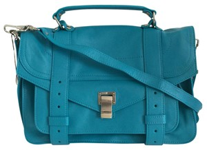 Proenza Schouler Tote in Turquoise