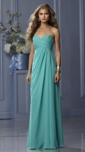 Wtoo Mermaid Blue Green Size 12 491 Dress