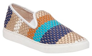 Vince Camuto Multi/picket Fence Flats