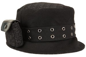 Dior Diorissimo Bucket Hat With Silver-Tone Grommet Accents