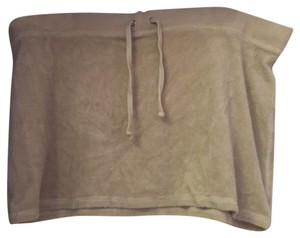 Juicy Couture Mini Skirt Beige