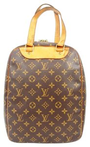 Louis Vuitton Vintage Tote in Brown