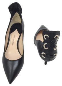 Paul Andrew Black Pumps