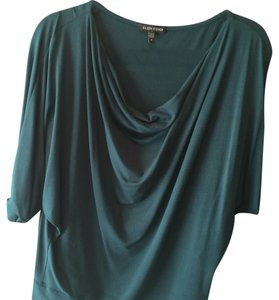 Eileen Fisher Top Teal blue green