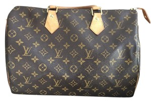 Louis Vuitton Speedy Speedy35 Satchel in Monogram