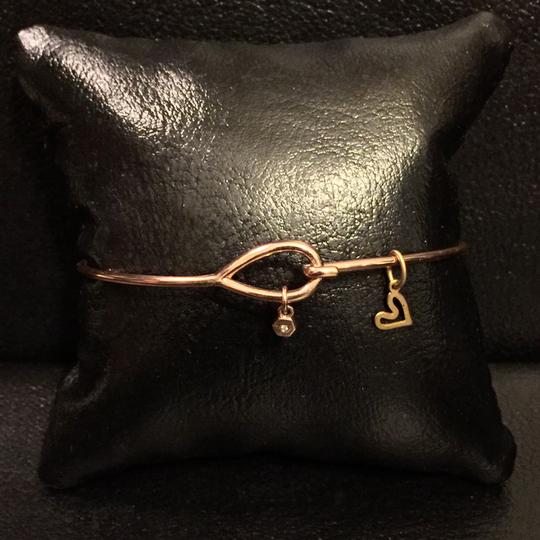Origami Owl Rose Gold Plated Sterling Silver