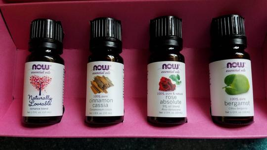 Now Solutions NEW Love at First Scent romantic essential oils kit