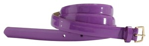 J.Crew J. Crew Patent Leather Belt