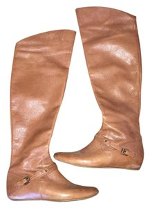 Via Spiga Over The Knee Boot Boot Camel Boots