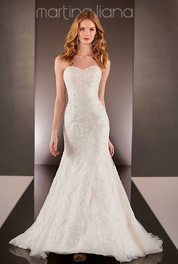Preload https://item1.tradesy.com/images/ivory-lace-tulle-and-champagne-royal-organza-over-oyster-dolce-satin-color-zipper-traditional-weddin-19091020-0-0.jpg?width=440&height=440