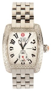 Michele Large Silver And Diamond