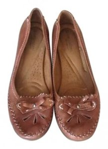 Naturalizer Very Soft Leather Flats