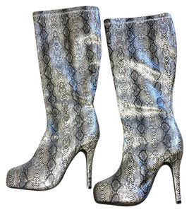 Wet Seal Boot Snake skin Boots