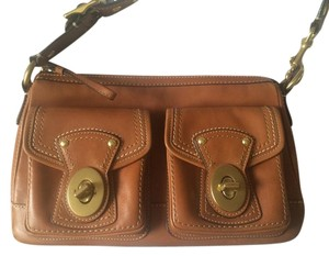 Coach Handbag Leather Handbag Leather Leather Shoulder Bag
