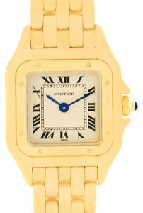 Cartier Cartier Panthere Ladies 18k Yellow Gold Ladies Watch W25022B9