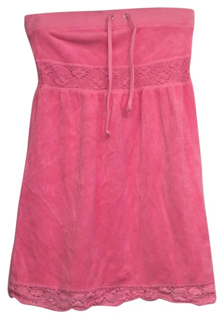 Preload https://item1.tradesy.com/images/juicy-couture-pink-above-knee-short-casual-dress-size-petite-4-s-19091860-0-2.jpg?width=400&height=650