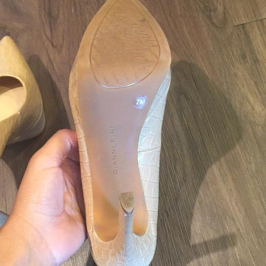 Gianni Bini Nude Pumps