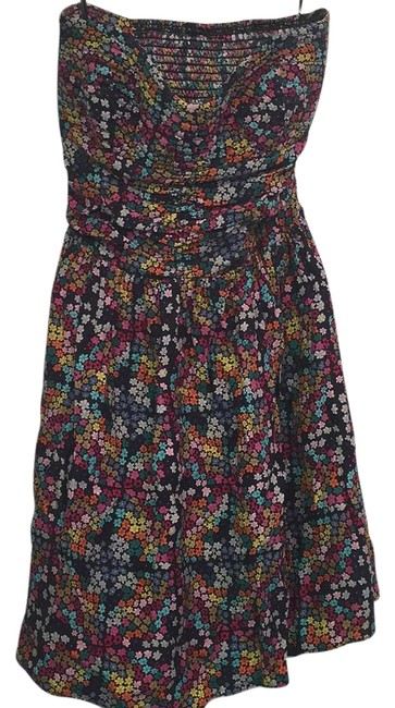 Preload https://item5.tradesy.com/images/parker-pink-strapless-floral-above-knee-short-casual-dress-size-2-xs-19092664-0-1.jpg?width=400&height=650