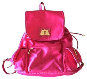 Juicy Couture Gold Juicy Backpack