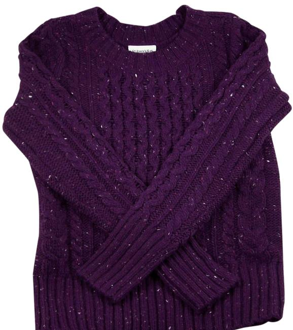 Preload https://item5.tradesy.com/images/imperial-purple-large-sweaterpullover-size-12-l-19093279-0-1.jpg?width=400&height=650