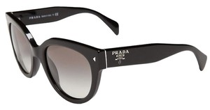 Prada 54mm Cat eye SPR17O SPR170 Black Cateye Heritage SPR 170 Retro 54