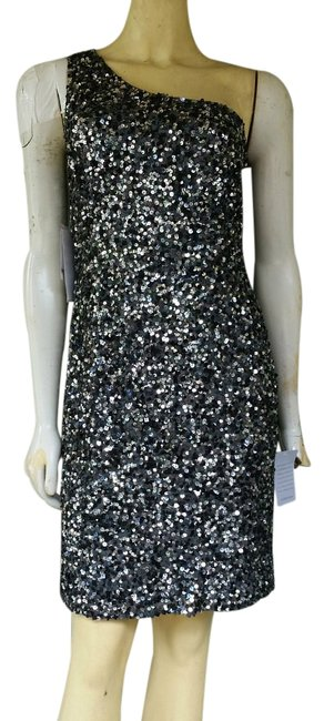 Preload https://img-static.tradesy.com/item/19093378/adrianna-papell-gray-silk-silver-one-shoulder-sequin-knee-length-cocktail-dress-size-8-m-0-1-650-650.jpg
