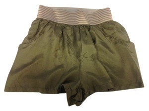 Sisley Dress Shorts Olive