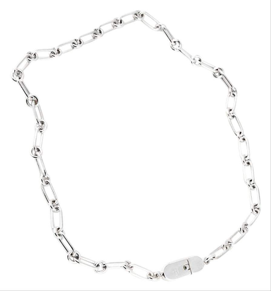 s loading judith oval itm is verona silver ripka sterling link necklace italy qvc chains image