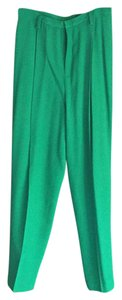 Ellen Tracy Trouser Pants Green