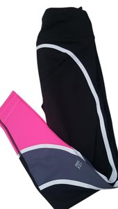 Victoria's Secret Victoria's Secret VSX Sport Knockout Tight Workout gym Yoga Black Pink