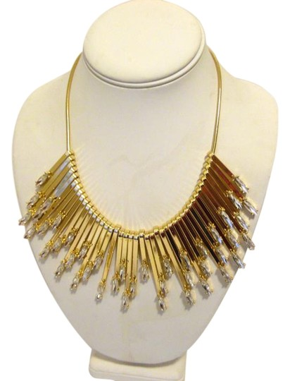 Preload https://item3.tradesy.com/images/rj-graziano-goldtone-radiant-rays-clear-crystal-bib-16-34-necklace-19093912-0-2.jpg?width=440&height=440