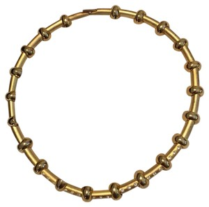 Antique glamorous goldtone necklace!